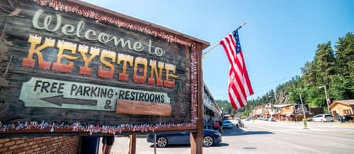 Welcome to Keystone … a Dynamite Town