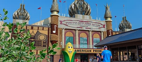 This is Corn Country