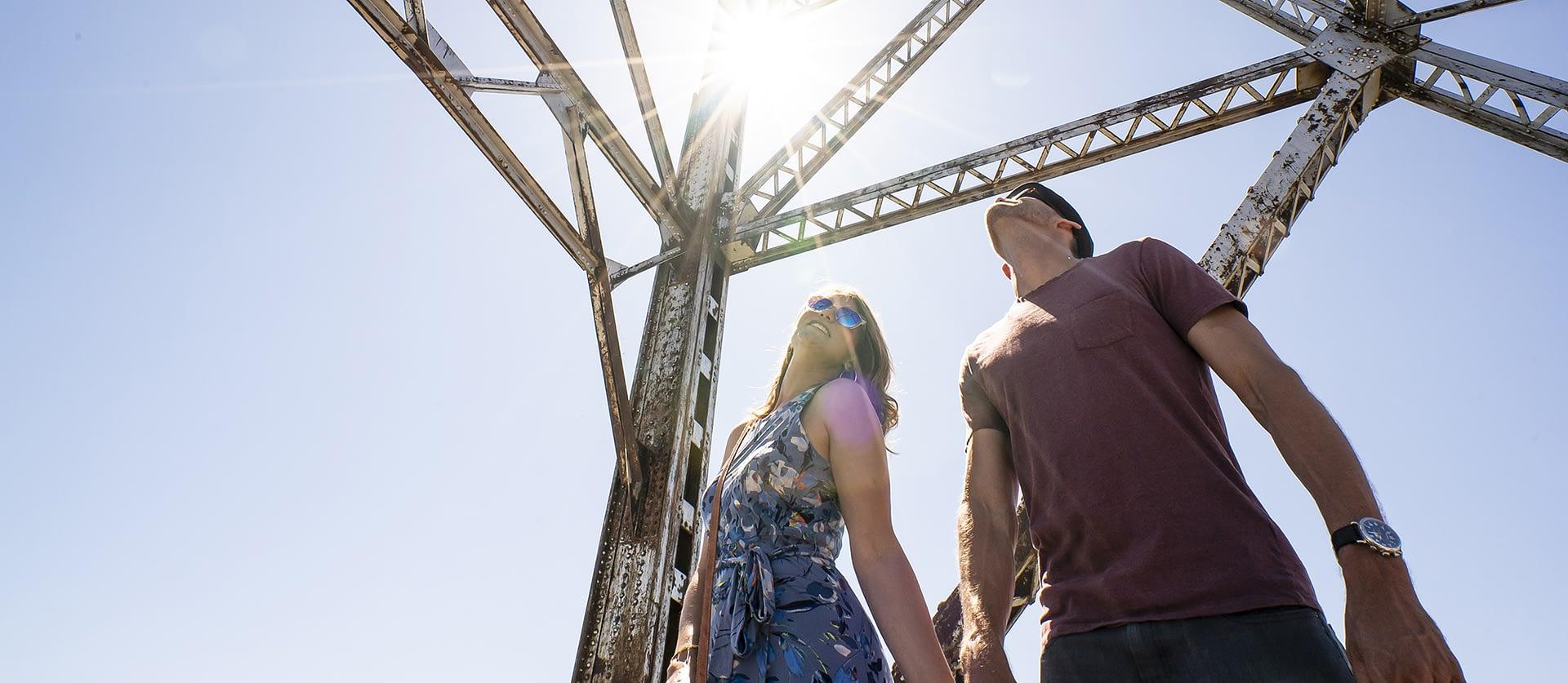 Meridian Bridge Yankton