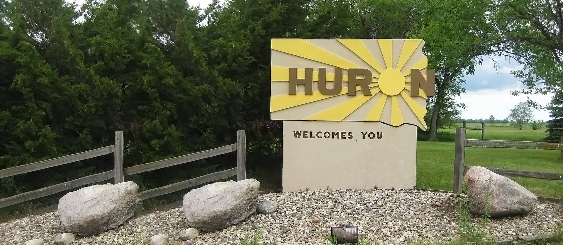 Welcome to Huron