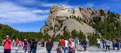 Mount Rushmore: All It's Cracked Up To Be