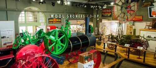 Ag Museum Shows the Fun of Farming