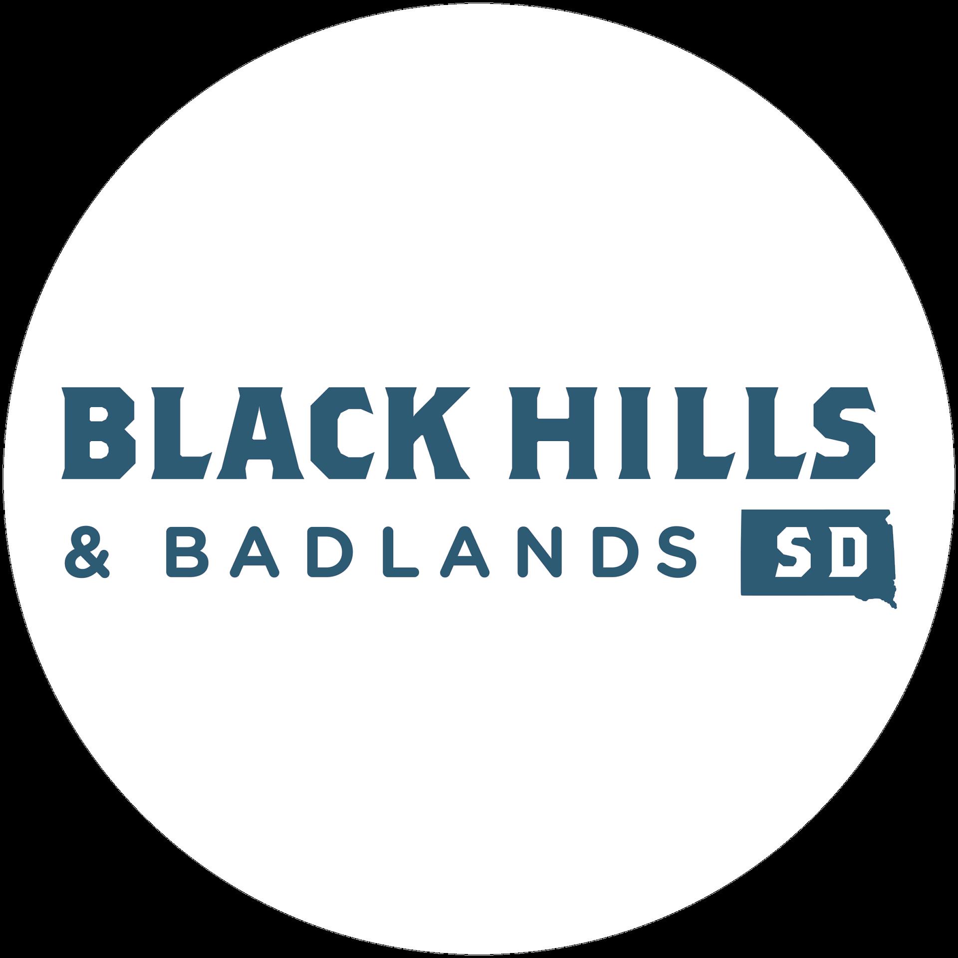 Black Hills Badlands Tourism Logo