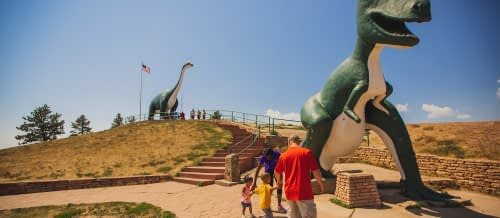 Dinosaur Park: Not Just for Reptiles and Kids