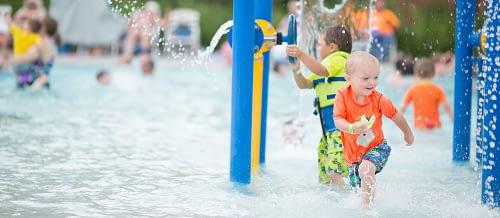 Splash Central: More Fun Than Math