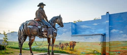 A Town For All Who Love Cowboys